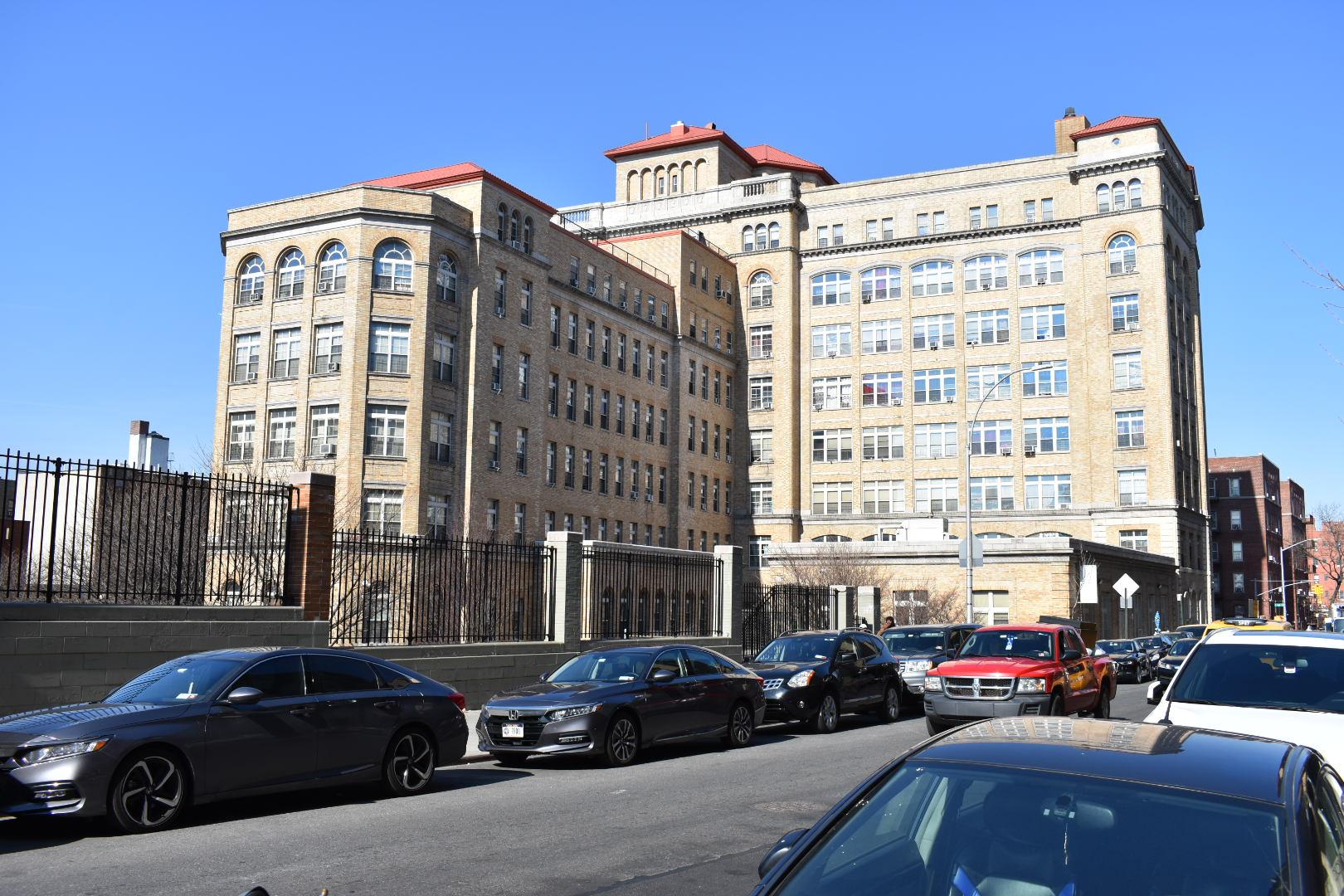 50 East 168th Street